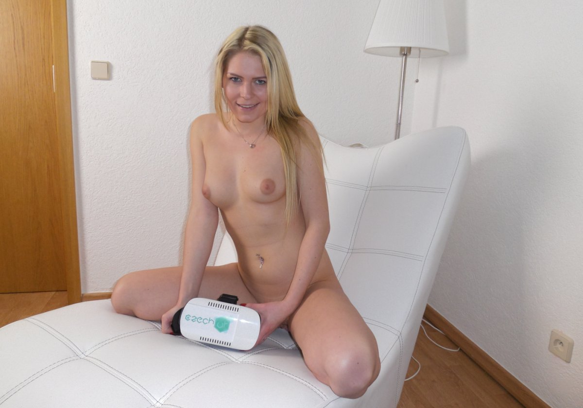 A pov virtual date w chloe foster ends with cum on her face 8