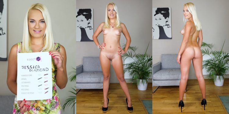 Jessica Diamond casting