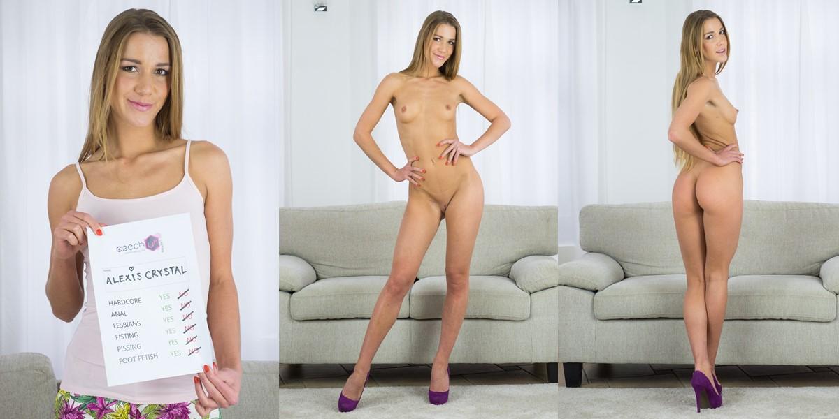 Alexis Crystal Anal Porn