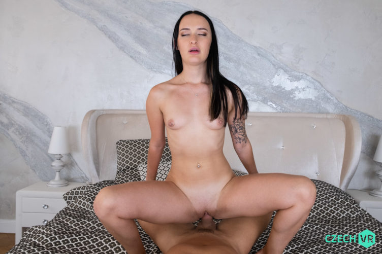 From VR to Sex – Sasha Sparrow