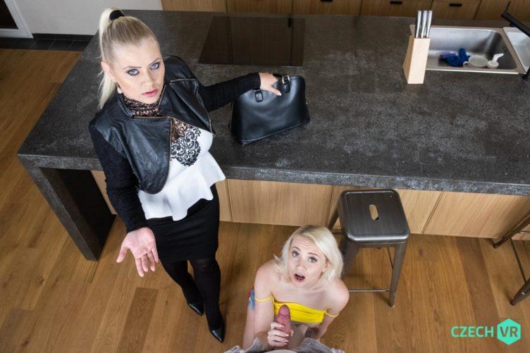 Slutty and Sluttier – Alexa Bold & Marilyn Sugar