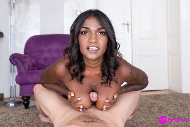 Ebony Beauty – Saritha Olivieri