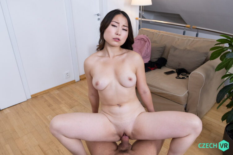 Chinese Girlfriend – Yiming Curiosity